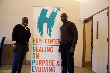 the H.O.P.E. Center Harlem